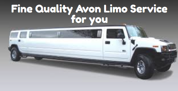 Fine Quality Avon Limo Service for you